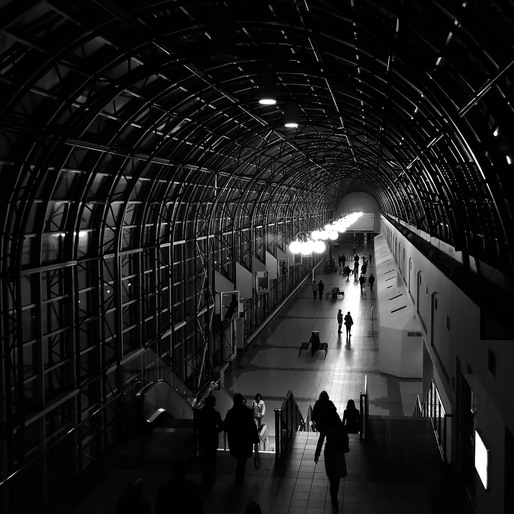 Union Station Passage, Toronto, ON © Sam Javanrouh