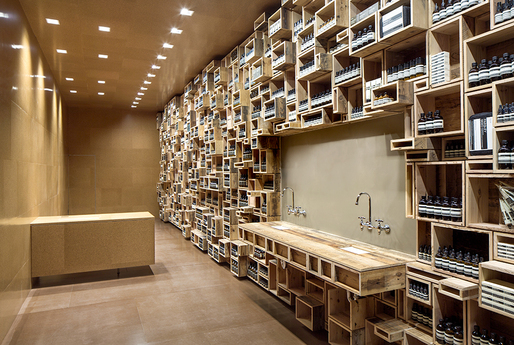 Aesop retail store - Fillmore Street. Photo Credit: Juliana Sohn. Courtesy of Aesop.