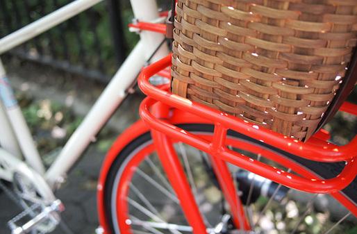 Scout Regalia Bicycle; Photo courtesy of Scout Regalia
