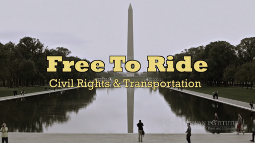 Still from Public Transportation: Free To Ride Featurette