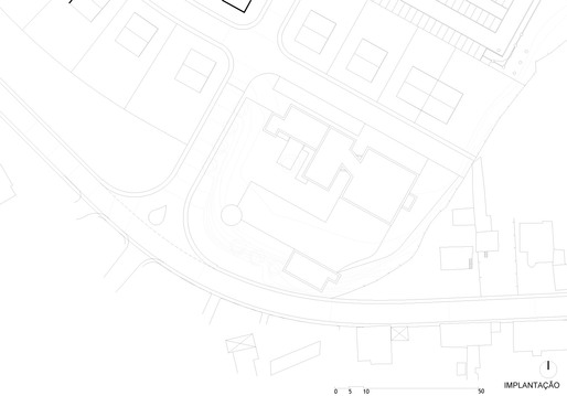Site plan (Image: Álvaro Siza Vieira)