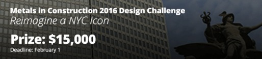 Metals in Construction magazine 2016 Design Challenge