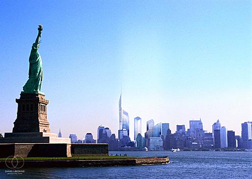 Daniel Libeskind's WTC Proposal