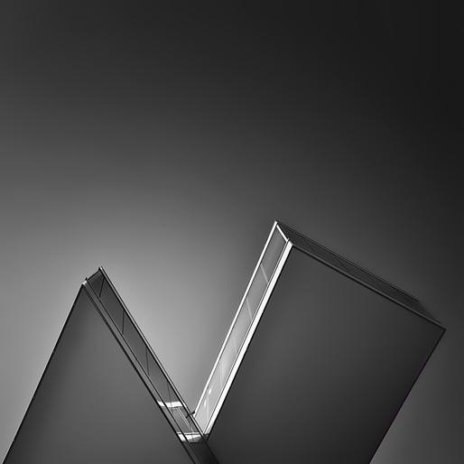 Actelion, Basel. Architects Herzog & de Meuron. © Pygmalion Karatzas