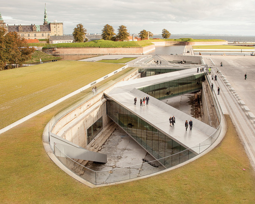 Danish Maritime Museum; Elsinore, Denmark by BIG | Bjarke Ingels Group. Photo © Luca Santiago Mora