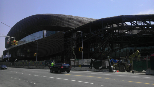 Barclays Center via Aaron Plewke