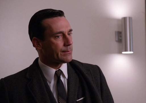 """Mad Men"" screenshot by Julia Ingalls."