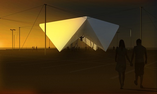 Flat Lot Competition, Honorable Mention: 'Stage a Lot' by ksestudio (Rendering: ksestudio)