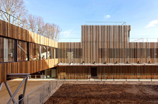 Ten Top Images On Archinects Wood Pinterest Board