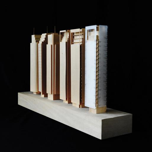 Rotschild Tower. Photo by Diana Carta Courtesy Richard Meier & Partners Architects