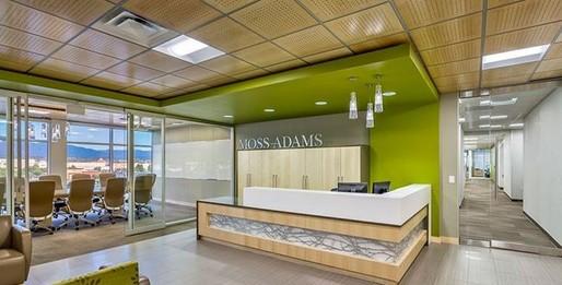 Moss Adams Office. Credit Travis Lewis, Dekker/Perich/Sabatini