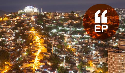 Caracas Metro Cable. Credit U-TT : Daniel Schwartz
