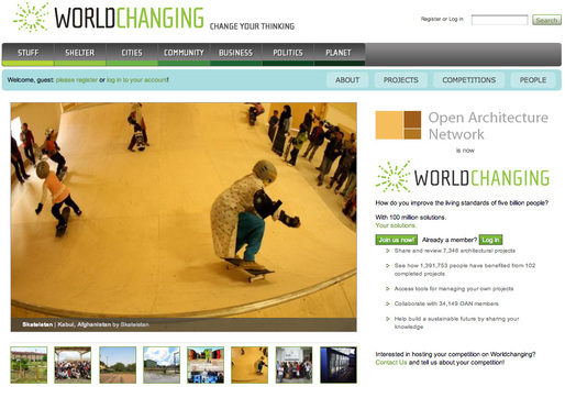 AFH acquires Worldchanging