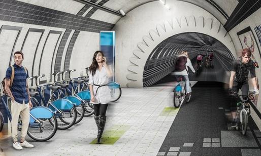 London Underline rendering, courtesy of Gensler, image via theguardian.com.