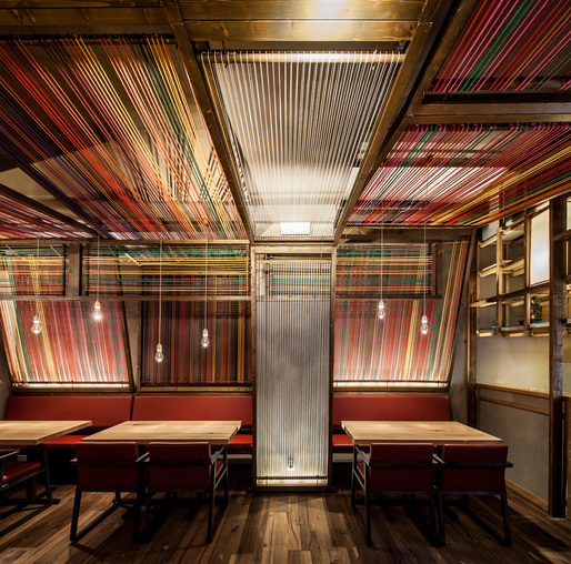 "Restaurant Bar Interior Design: Winners Of The Great Indoors Award 2013 Explore ""The"