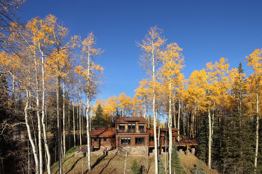 Moody Cabin, Telluride, CO, Architect: Trulinea Architects © Nico Marques/Photekt