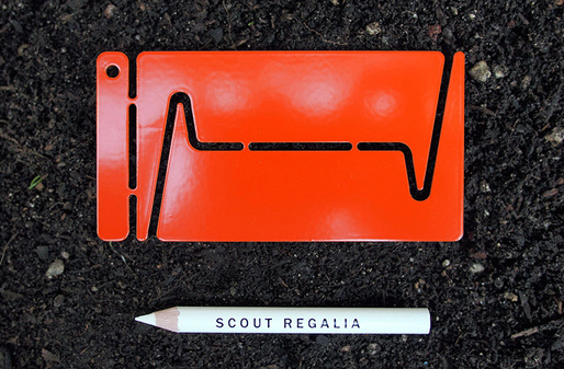 SR Garden Tags; Photo courtesy of Scout Regalia