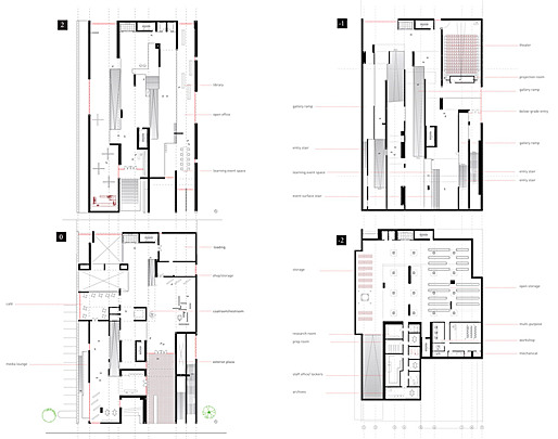 floor plans