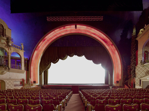 The Grand Rex, Paris © Franck Bohbot