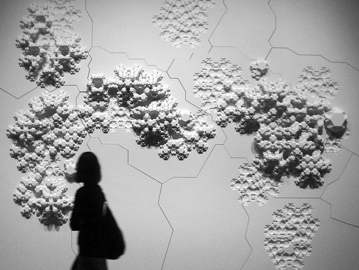 Aranda\Lasch: Rules of Six, Installation at MoMA, New York, United States, 2008