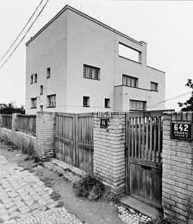 Figure 21 - Muller house exterior