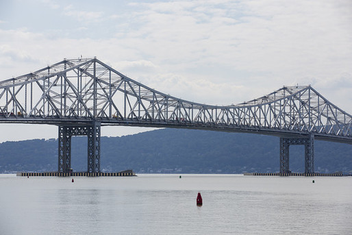 The Tappan Zee Bridge - AP