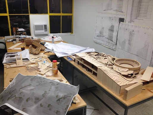 Miami Students Build Models For MoMa Exhibit Blogs