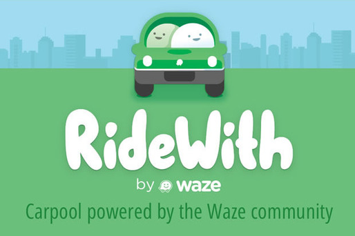RideWith app. Image via networkworld.com.