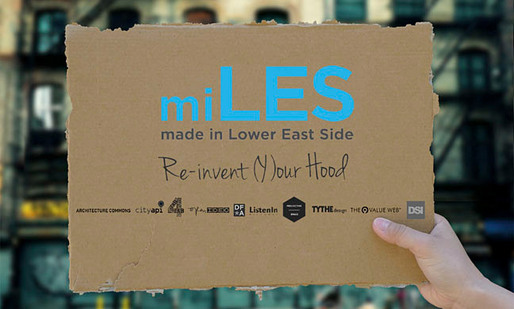 WINNER: MADE IN LOWER EAST SIDE (MiLES)