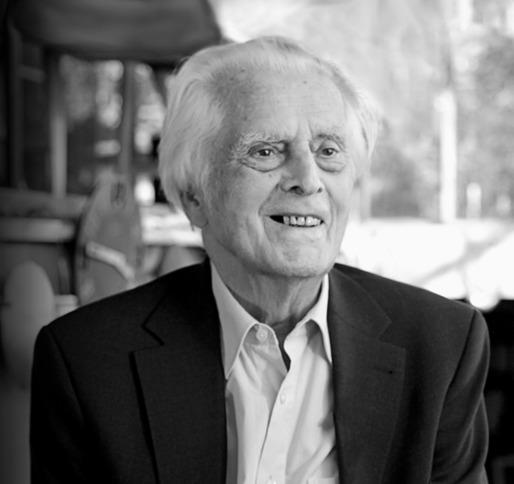 Frei Otto © 2015 The Pritzker Architecture Prize / The Hyatt Foundation