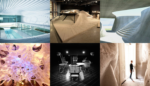 """Overlay"" 2014 Architectural League Prize winners"