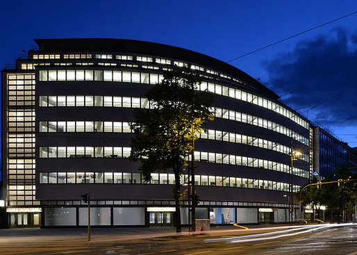 A Modernist Schocken department store in Germany by architect Erich Mendelsohn. (Image via bbc.com)