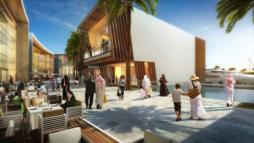 Bahrain Marina Masterplan