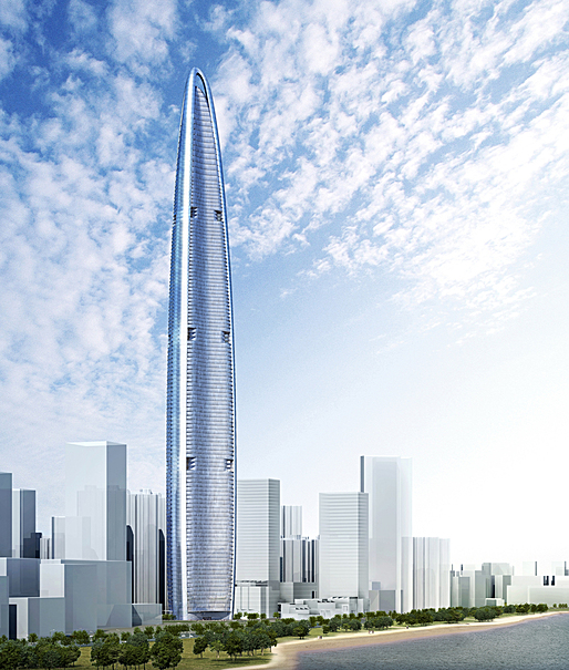 Wuhan rendering