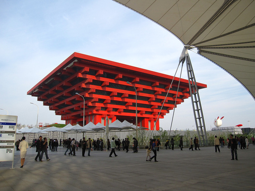China Art Museum in Shanghai. Credit: WikiCommons