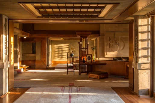 Frank Lloyd Wright S Hollyhock House To Reopen Once Again
