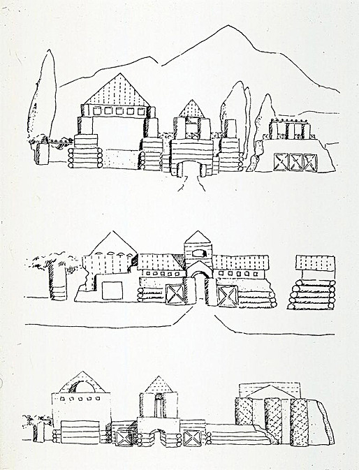Michael Graves, Sketches