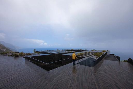 Paulo David: Arts Centre - Casa das Mudas (2004), Calheta, Madeira, Portugal
