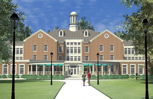 Coastal Carolina University - New Student Housing