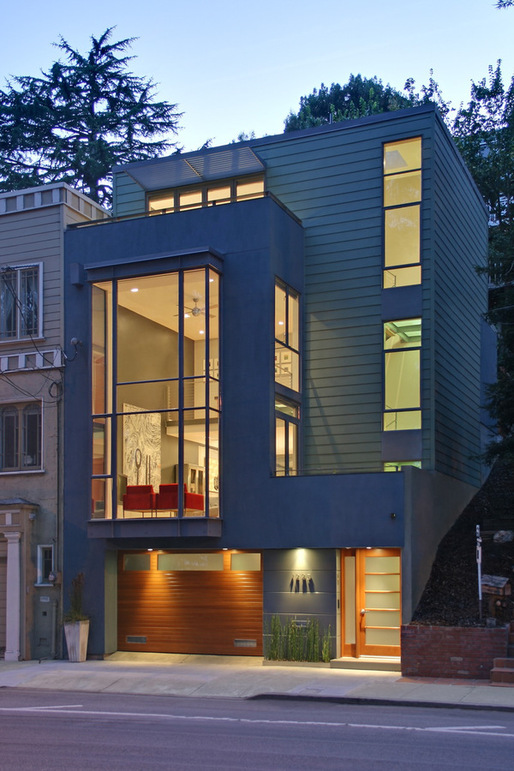 Modern san francisco home blogs archinect for Modern homes san francisco