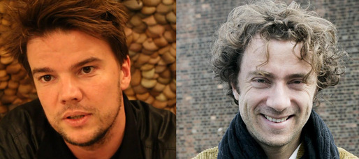 Bjarke Ingels and Thomas Heatherwick.