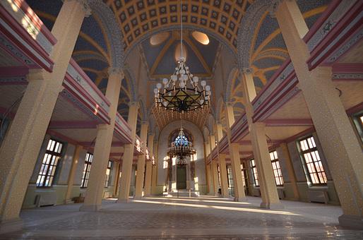 Great Synagogue of Edirne in Turkey, Europes third ...