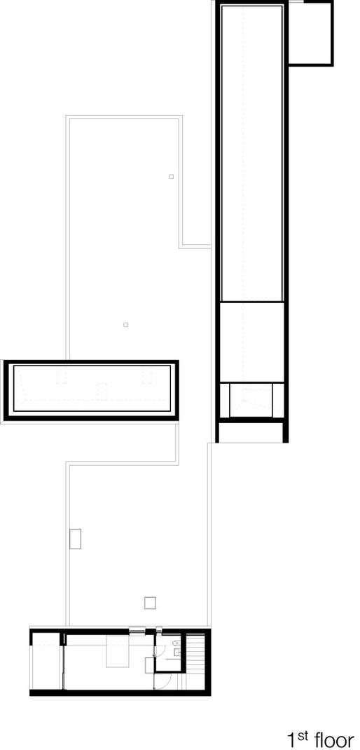1st Floor Plan (Image: Paula Santos)
