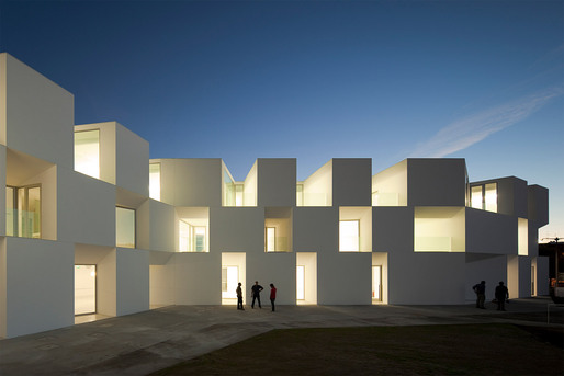 House for Elderly People, Alccer do Sal, Portugal; Aires Mateus Arquitectos (Photo: FG+SG)
