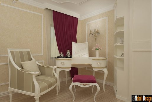 Interior design classic luxury homes made with Italian furniture - Nobili Interior Design