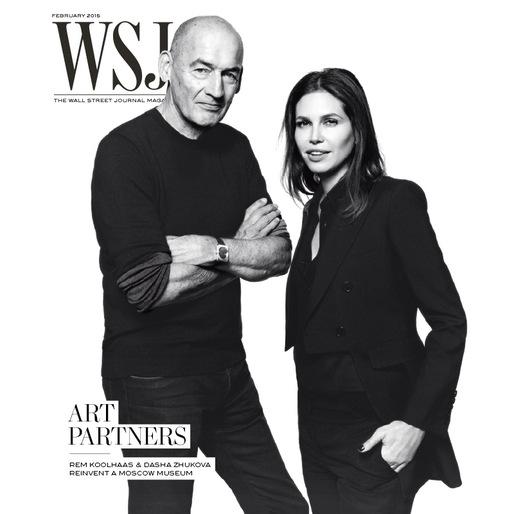 Image courtesy of WSJ. Magazine