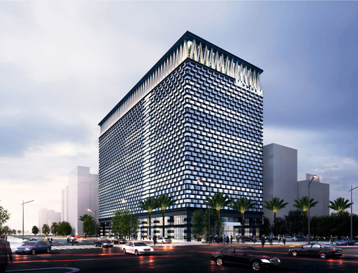Downtown Sanya Office Building Hainan Jufang Urban