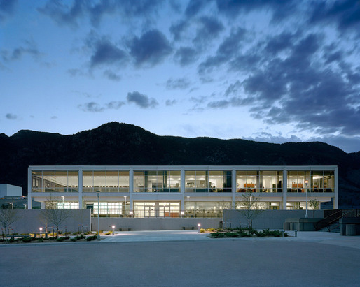 The US Air Force Academy Falcon Athletic Complex, Architect: HNTB  Brad Feinknopf