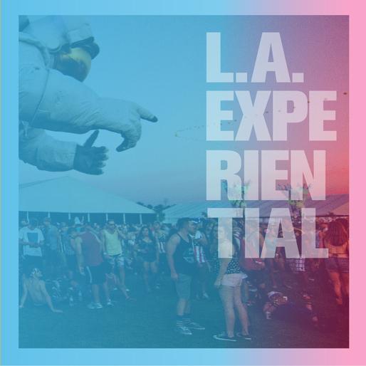 Coachella Astronaut by Poetic Kinetics
