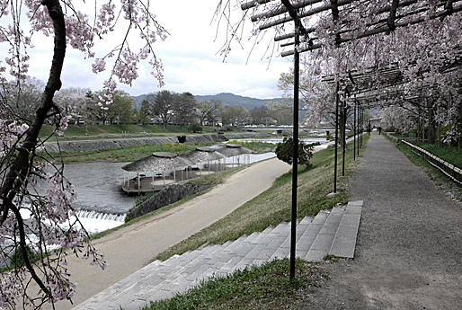 Kyoto, Japan River Café, 2009-2011 Project, Logan Amont
